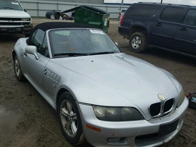 2001 BMW Z3 2.5L