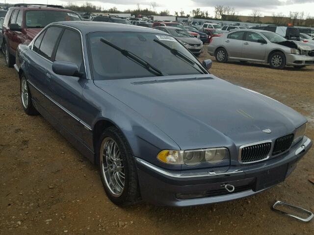 2001 BMW 740 4.4L