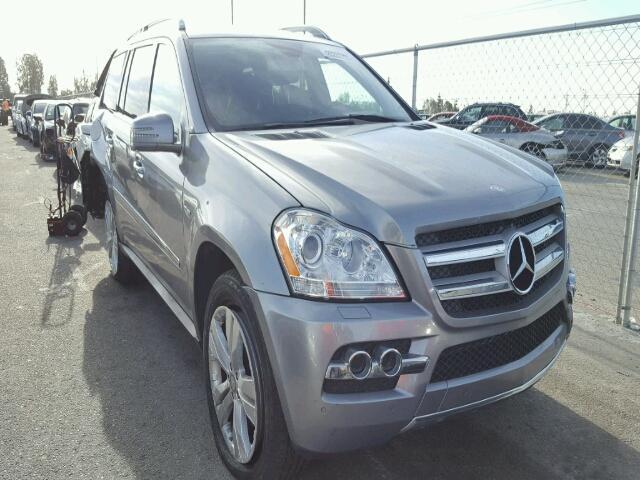 2011 Mercedes Benz Gl350 Blue Vin 4jgbf2fe0ba700258