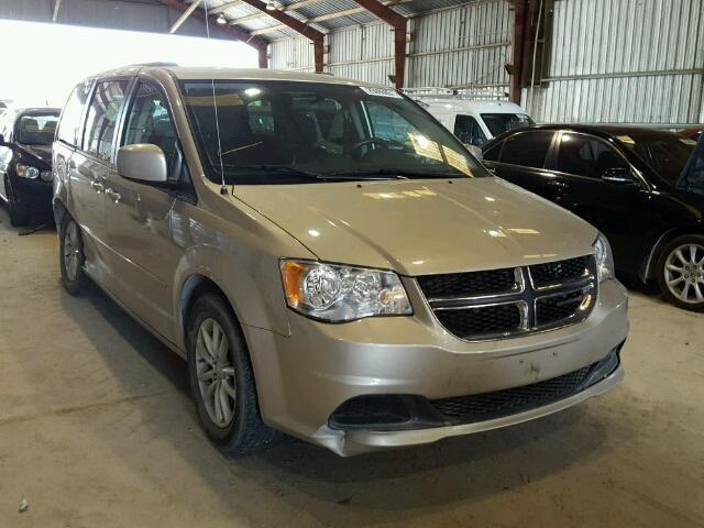 Salvage V   2014 Dodge Caravan